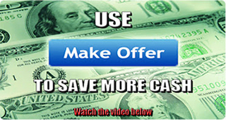 Use Make Offer to save more cash