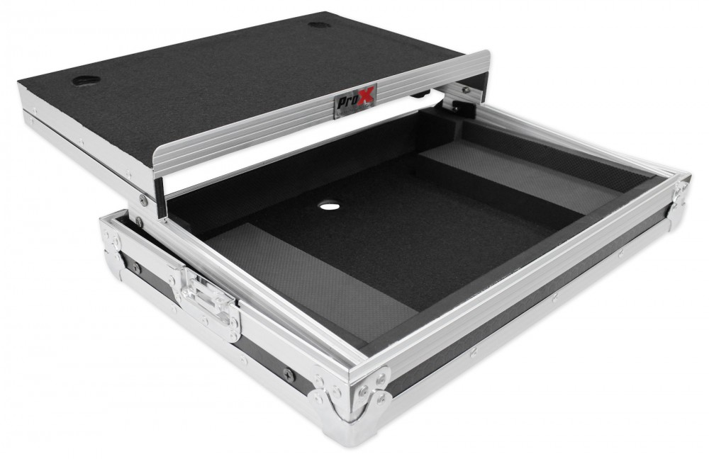 ProX X-APC40LT MK2 Case w/Wheels+Sliding Laptop Shelf For Akai APC40