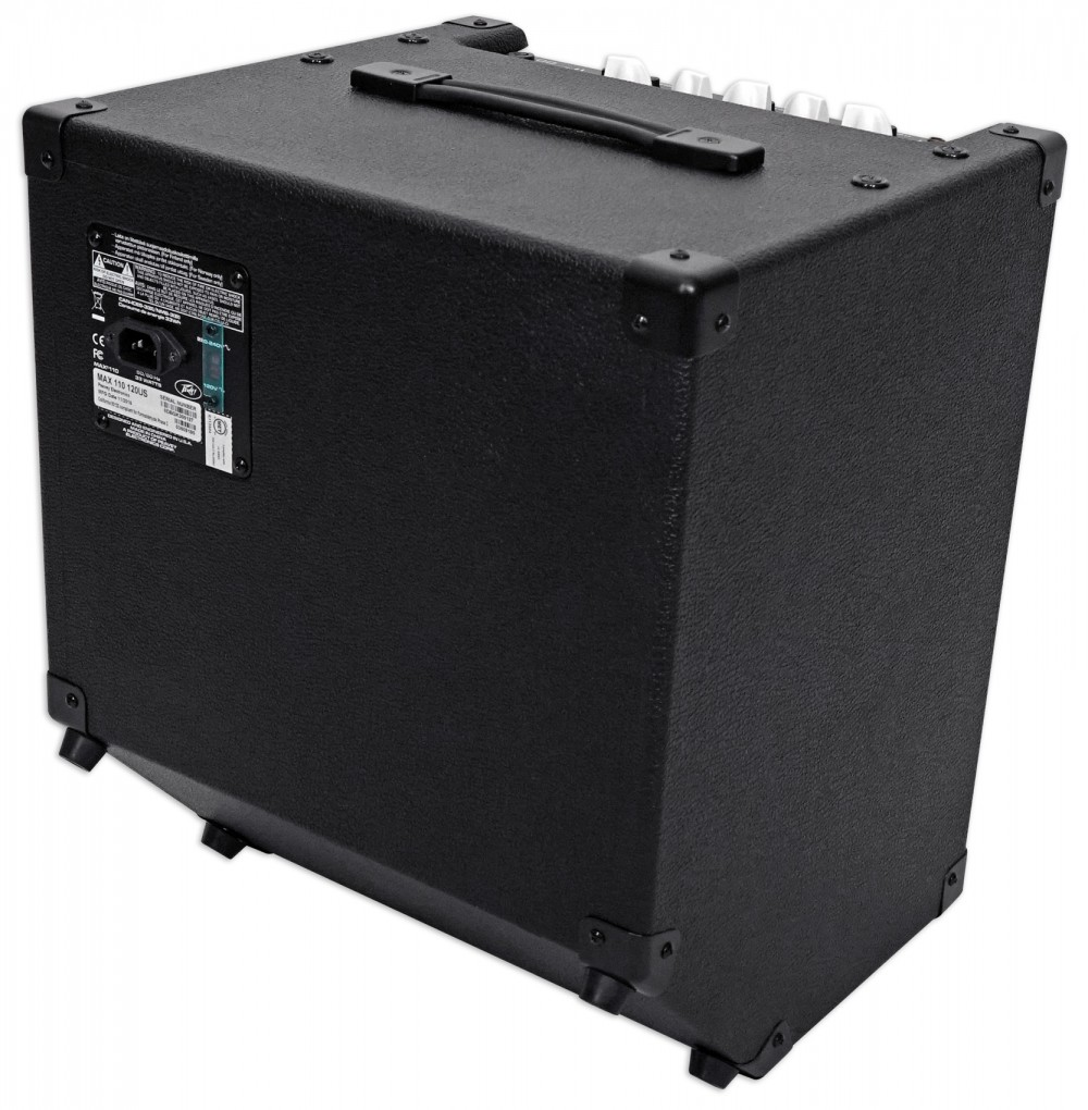 peavey max 110 100 watt electric bass guitar amplifier combo amp w 10 speaker audio savings. Black Bedroom Furniture Sets. Home Design Ideas