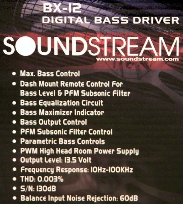 Subsonic Bass Sound Effect