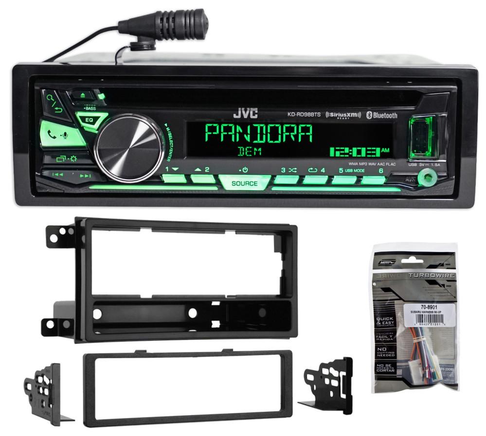 2008-2011Subaru Impreza JVC Car Stereo CD Player/Receiver