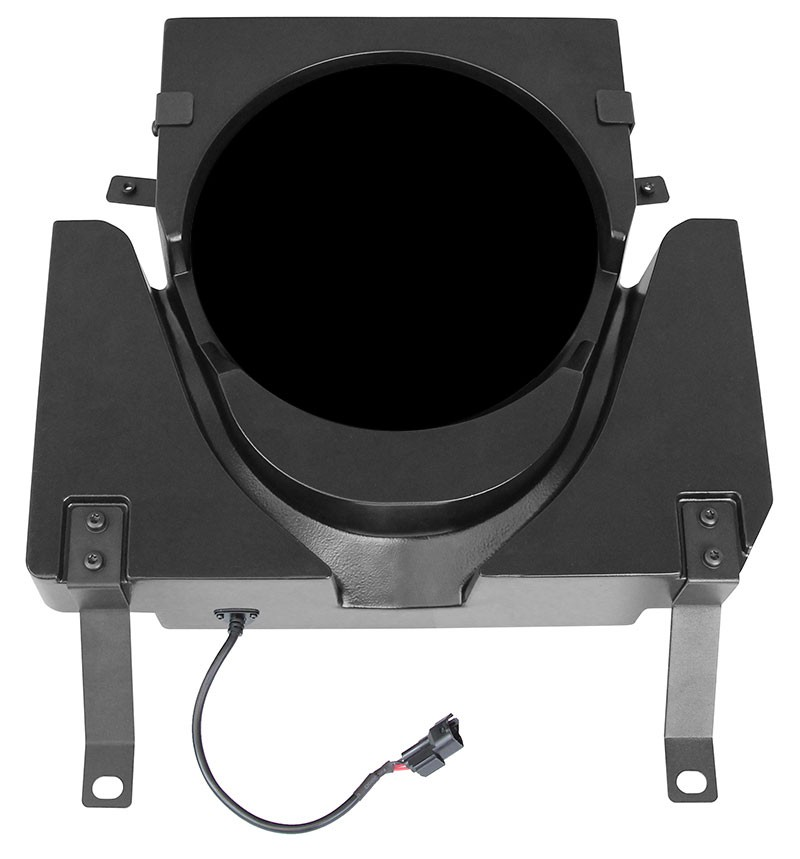 SSV Works Under Seat Sub Enclosure Box w// Low Seat Position 2017-2019 Can Am X3