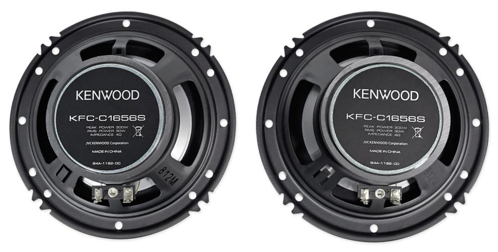 "Kenwood Rear Deck 6.5/"" Speaker Replacement For 13-15 Nissan Altima Sedan"