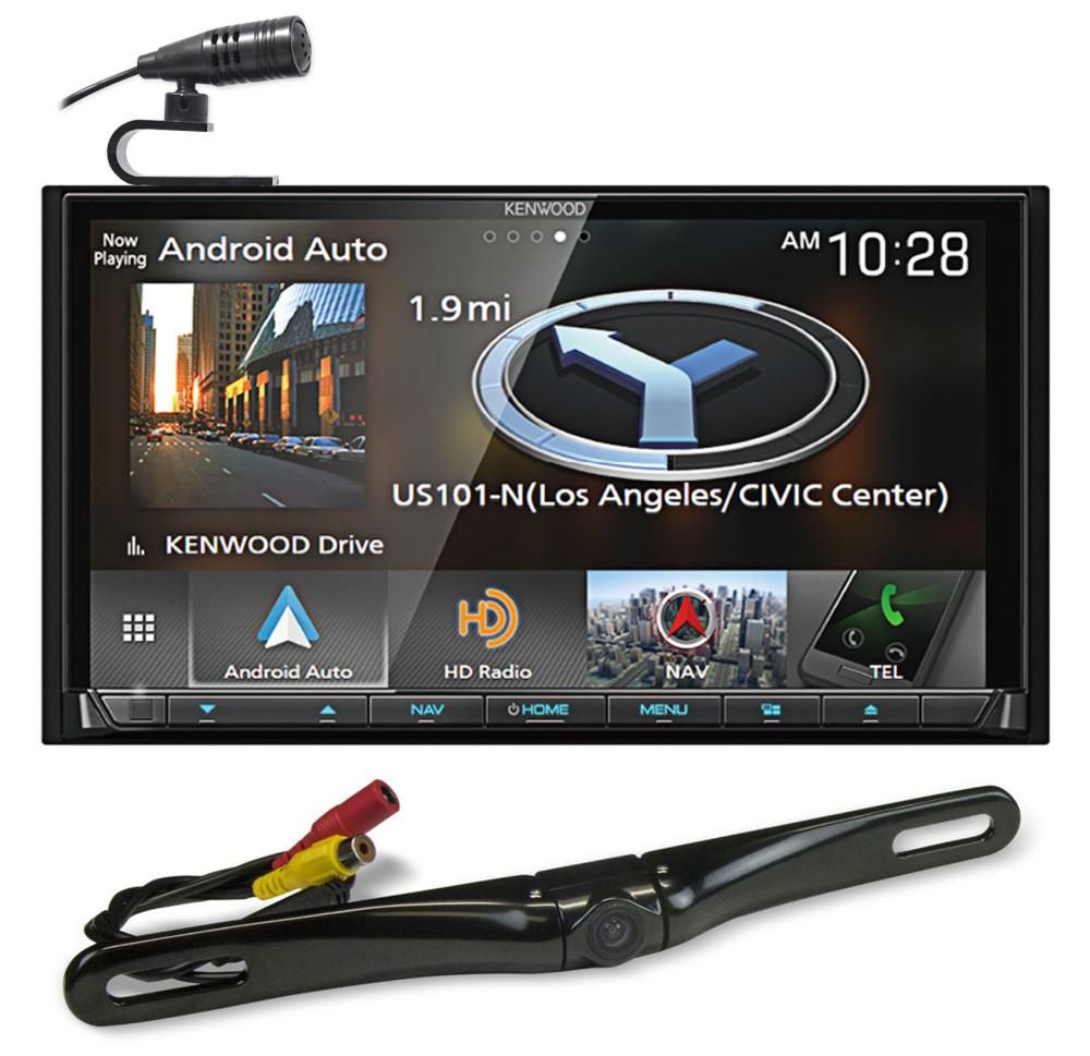 "Kenwood DNX875S 6.95"" Navigation DVD Bluetooth Receiver"