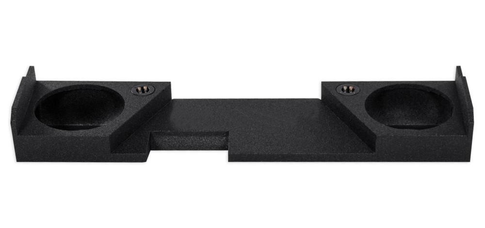 """10/"""" MDF Subwoofer Cabinet Bass Box.Sealed Speaker Woofer Enclosure.1.05 cu.ft"""
