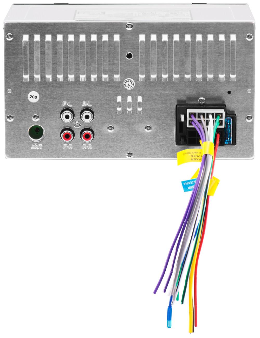 File Name  Car Stereo Color Wiring Diagram 2006 Scion Xa