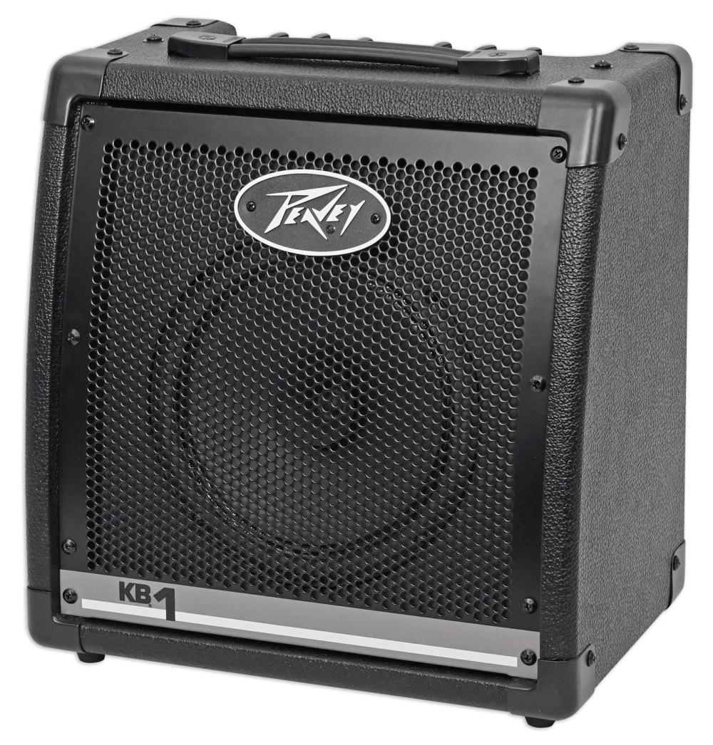 peavey kb 1 20 watt keyboard amplifier 2 channel combo amp w 8 speaker cable audio savings. Black Bedroom Furniture Sets. Home Design Ideas