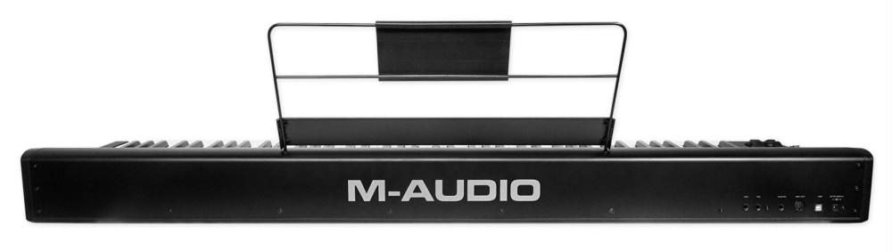 M-Audio Hammer 88-Key MIDI USB Keyboard Controller w/ Weighted Keys+