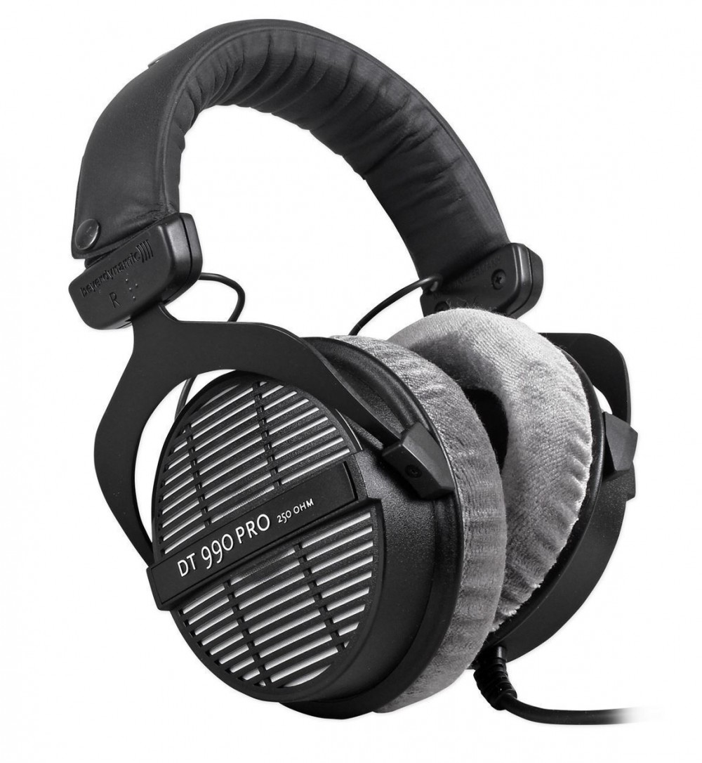 Beyerdynamic Dt 990 Pro 250 Gaming Twitch Live Stream