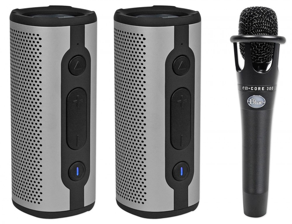 Blue Encore 300 Studio or Live Sound Microphone Mic+Linkable