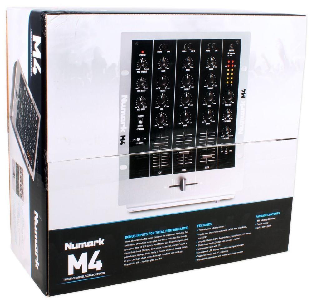 Numark M4 10