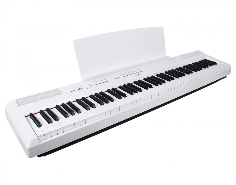 Yamaha P115wh 88 Key Weighted Action Digital Piano White P