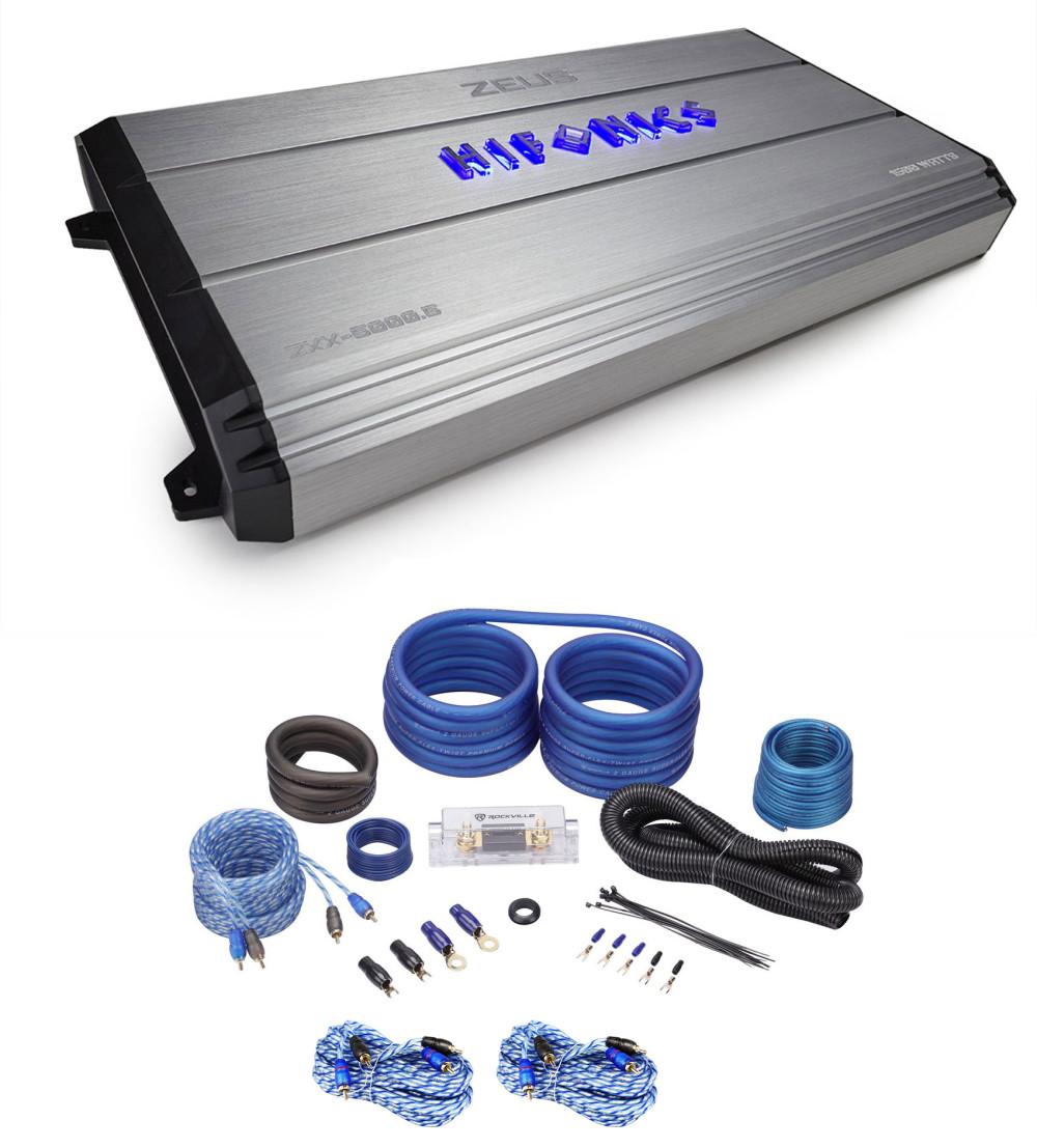 Power MOSFET for HiFonics Rockford Fosgate and US Acoustics Autotek