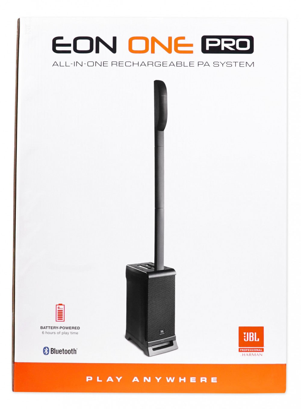 JBL EON ONE PRO PA Array Speaker+Subwoofer System+(2) 4