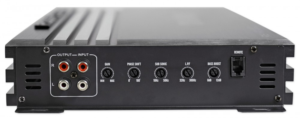 stereo amp+wire kit  zoom