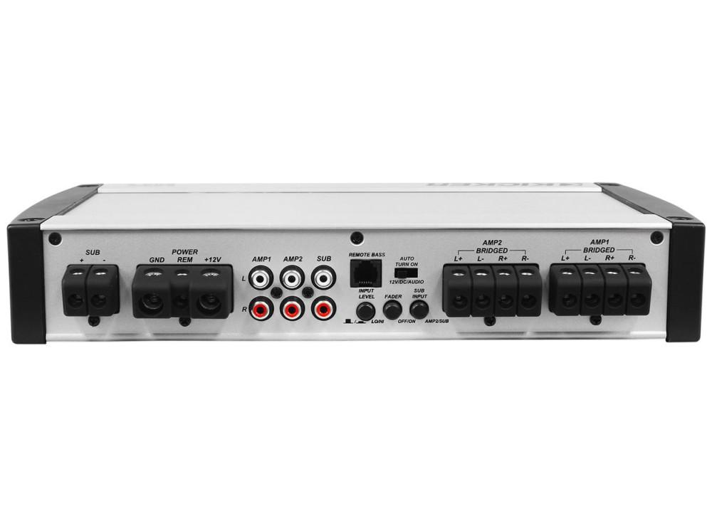 Kicker 40KX8005 KX800 5 800 Watt RMS Compact 5 Channel Class