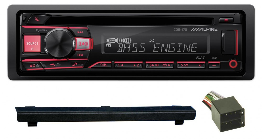 Land Rover Discovery Stereo Installation