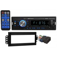 Digital Media Bluetooth FM//MP3 USB//SD Receiver For 90-94 Chevrolet S-10 Blazer