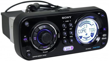 Sony CDX-H910UI Marine Boat CD MP3 Receiver, USB, iPod