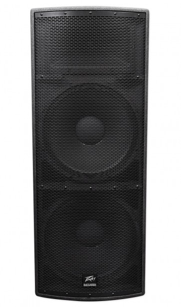 "Peavey SP 4 Dual 15"" 4000w Passive Black Widow Biampable 3-Way PA Speaker SP4"