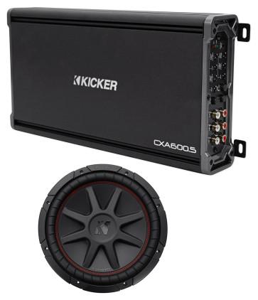 Kicker 43CXA6005 CXA600 5 600w RMS 5-Channel Car Amplifier