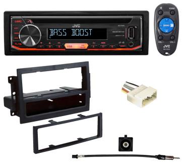 2008-2010 Jeep Commander JVC CD Player Receiver USB/AUX/MP3