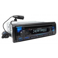 1-Din CD Radio Receiver w/Bluetooth iPod/iPhone/ For 1996-1999 Oldsmobile LSS