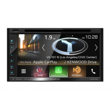 "Kenwood DNX575S 6.8"" DVD Monitor Bluetooth Navigation Receiver iPhone/Android"
