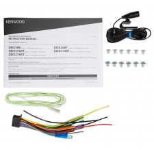 Kenwood DVD/iPhone/Bluetooth/Android/USB Receiver For 2012 Ram 1500/2500/3500