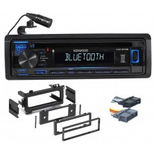 Kenwood CD Radio Receiver w/Bluetooth iPod/iPhone/ For 1997-01 Jeep Cherokee
