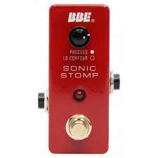 BBE MS-92 Mini Sonic Stomp Sonic Maximizer Stomp Pedal