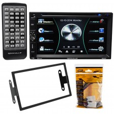 DVD/iPhone/Spotify/USB/Bluetooth Receiver Stereo For 2000-2003 Nissan Maxima