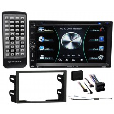 2002 Volkswagen Golf Car DVD/iPhone/Pandora/Spotify Bluetooth Receiver Stereo