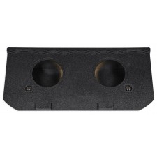 "2002-2013 Chevy Avalanche, Cadillac Escalade EXT Dual 12"" Sealed Subwoofer Box"