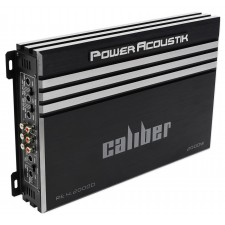 Power Acoustik RE4-2000D 2000 Watt 4-Channel Car Stereo Amplifier Amp