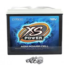 XS Power D7500 6000 Amp 12 Volt Power Cell Car Audio Sealed AGM Battery