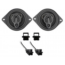 "Rockville 3.5"" 200w Front Door Speaker Replacement for 2005-13 Chevy Corvette"