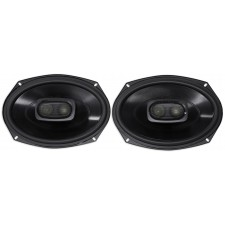 1999-2004 Jeep Grand Cherokee Polk Audio Front Factory Speaker Replacement Kit