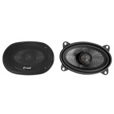 "Pair American Bass SQ 4.6 4x6"" 50w RMS Car Audio Speakers w/Neo Swivel Tweeters"