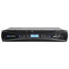 Crown Pro XLS2502 XLS 2502 2400w DJ/PA Power Amplifier w/DSP+Dual Wireless Mics