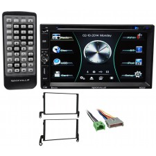 1997-1998 Ford Expedition Car DVD/iPhone/Bluetooth/USB/Pandora Receiver Stereo