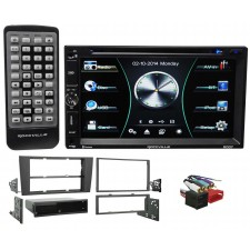 2000-2001 Audi A4/S4 DVD/iPhone/Pandora/Spotify/Bluetooth Stereo Receiver Player