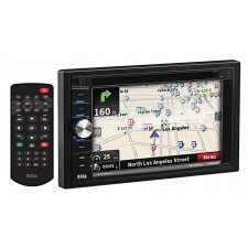 "Boss Audio BV9384NV 6.2"" In-Dash DVD GPS Navigation Bluetooth Receiver w/USB/SD"