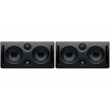"(2) Presonus ERIS E66 145 Watt Active Powered Dual 6.5"" MTM Studio Monitors"