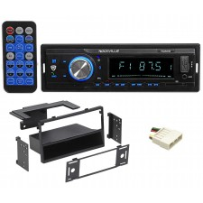 1991-1995 Acura Legend Digital Media Bluetooth Stereo AM/FM/MP3 USB/SD Receiver