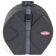 "SKB 1SKB-D0513 5"" x 13"" Roto-Molded ABS Padded/Stackable Snare Drum Gig Case"