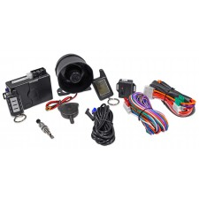 Soundstream ARS.2 Car Alarm Remote Start Keyless Entry Vehicle Security System