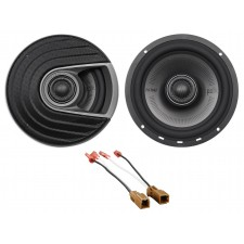 Polk Audio Front Door 6.5 Speaker Replacement Kit For 2007-2012 Nissan Altima