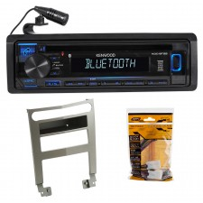 Kenwood CD Receiver w/Bluetooth iPod/iPhone/Pandora For 2004-2006 Nissan Maxima