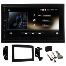 2006-2009 Dodge Ram 2500/3500 Car Navigation/Bluetooth/Wifi/Android Receiver